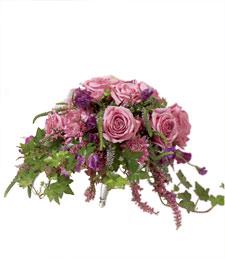 The Princess of Nottingham Wedding Bouquet