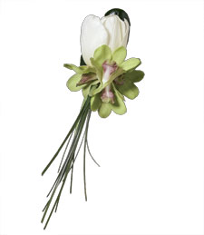 Exotic Nights Boutonniere