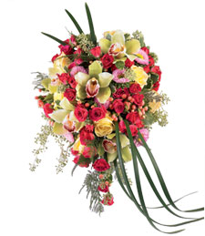 Open Sea of Love Bouquet