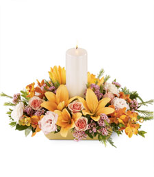 Precious Blooms Centerpiece