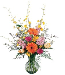 Splendid Get Well Bouquet
