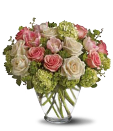 Heartfelt Medley Valentine's Day Bouquet