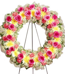 A Bright Wreath of Love
