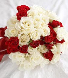 Fireside Wedding Bouquet