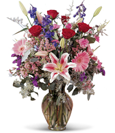 Timeless Love Valentine's Day Bouquet