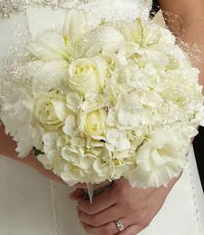 Enchantment Under the Sea Bridal Bouquet