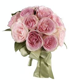 Simply Pink Rose Bouquet
