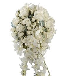 Fragrant Cascade Bouquet