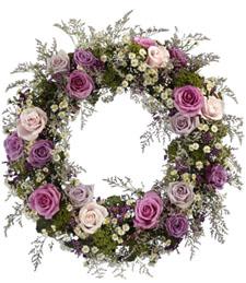 Victorian Standing Wreath