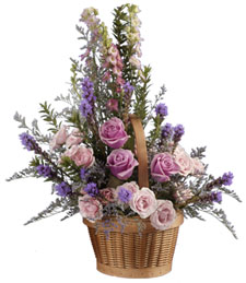 Tender Gesture Get Well Basket