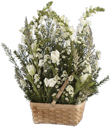 Gardens of Provence Birthday Basket