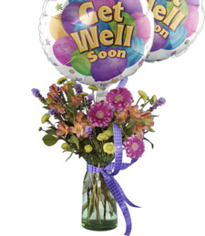 Show-Stopping Get Well Bouquet