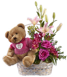 FlowerDelivery.com coupon: Your in My Heart