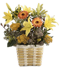 Garden Festival Get Well Basket