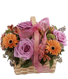 Fondness Birthday Basket