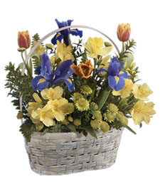 Petal Delights Basket