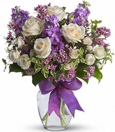 FlowerDelivery.com coupon: Purple Cottage