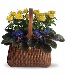 My Fair Garden Basket