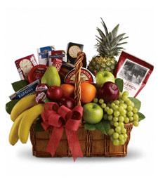 Bon Voyage Gourmet Basket