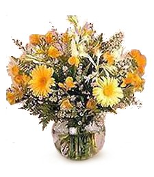 Flowers Like Sunshine Arrangement