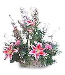 Fragrant Flower Basket