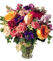 Flowers of Europe Get Well Bouquet