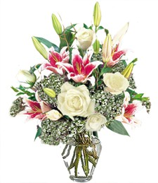 Romantic & Fragrant Thinking of You Blooms