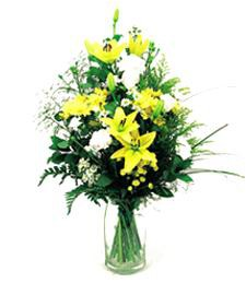 Yellow Elegance