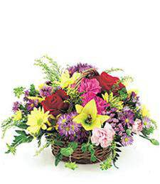 Get Well Medley Basket