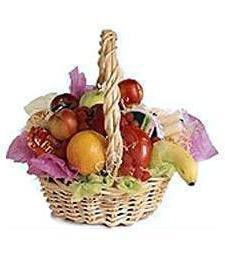 Birthday Fruit Basket