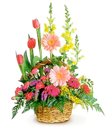 Country Expressions Get Well Bouquet