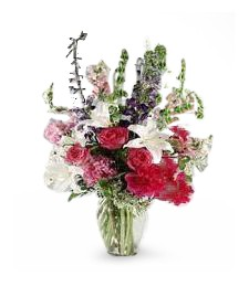 Classic Beauty Baby Girl Bouquet