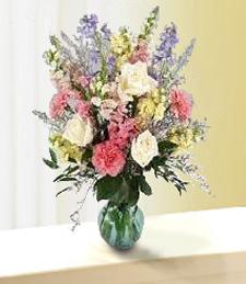Pastel Flower Palette
