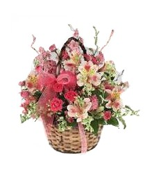 Victorian Ode Birthday Basket