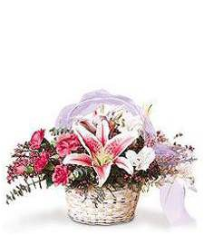 Tender Elegance Basket