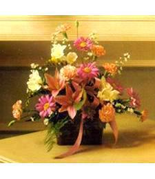Pink Smiles Bouquet