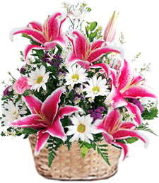 Fragrant Garden Basket