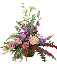 Captivating Femininity Mother's Day Bouquet