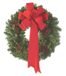 Simple Wreath Blessings