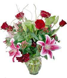 Smile Christmas Bouquet