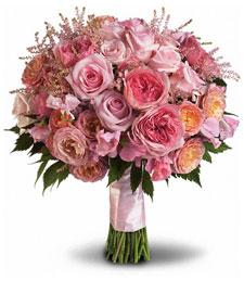 My Pink Lady Wedding Bouquet