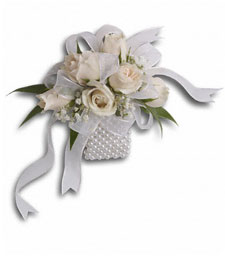 Silent Whispers Corsage