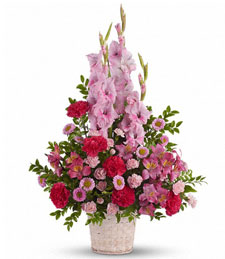 Pink Heaven Bouquet