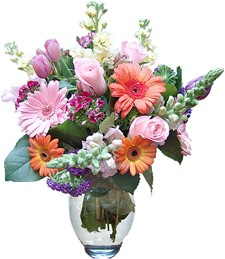 Vibrant Floral Fantasy
