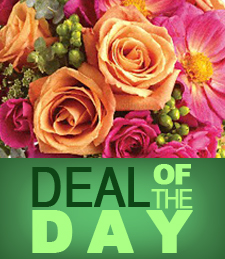 FlowerDelivery.com coupon: Deal of the Day