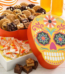 SUNFLOWER DAY OF THE DEAD BOX