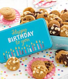 HAPPY BIRTHDAY 30 NIBBLERS® TIN