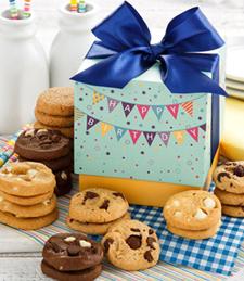 BIRTHDAY BULLETIN MINI GIFT BOX