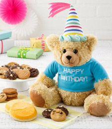 Wishful Birthday Bear
