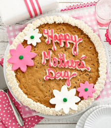 Happy Mother's Day Cookie Cake